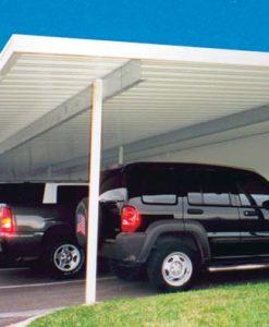 mái xếp nhà xe giá tốt