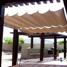cách bảo quản mái hiên di động, mái xếp hiệu quả